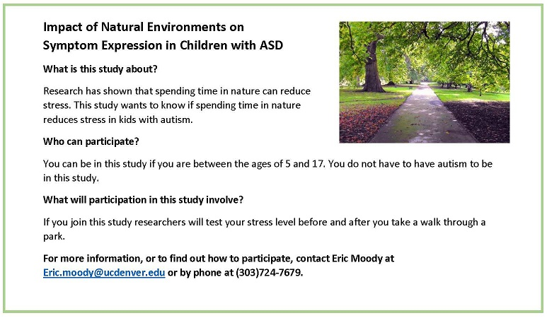 Opportunities To Participate In Autism >> Opportunities For People With Idd And Their Families To Participate