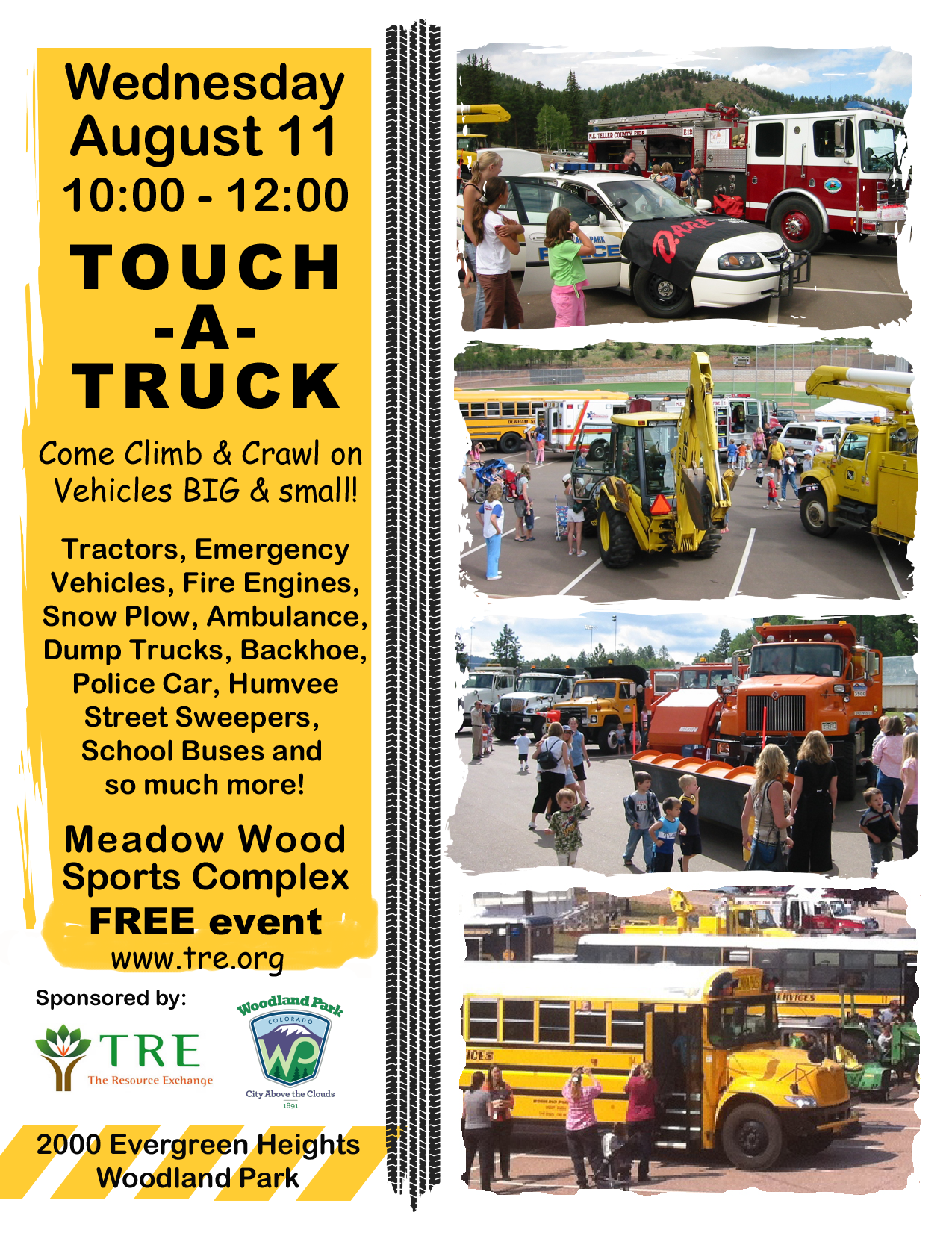 Touch a Truck Day